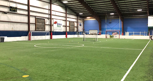INDOOR TURF B